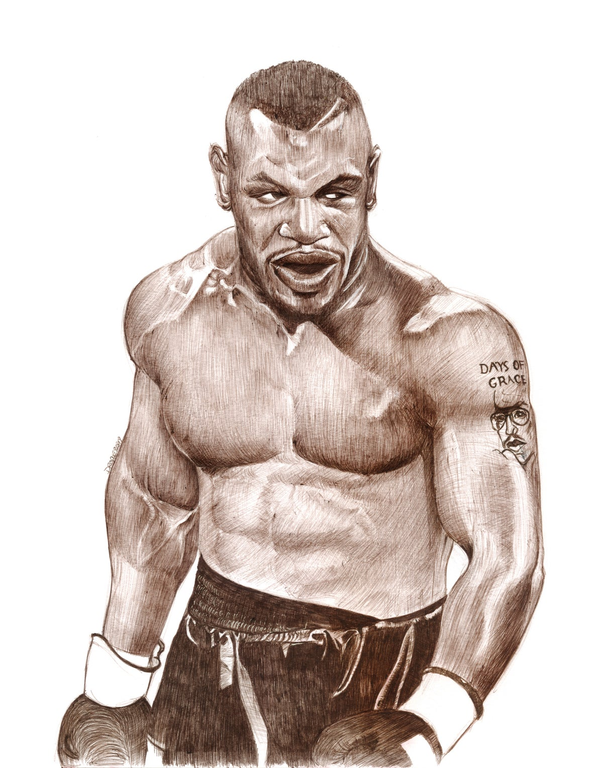 "Image of ""IRON"" MIKE TYSON"