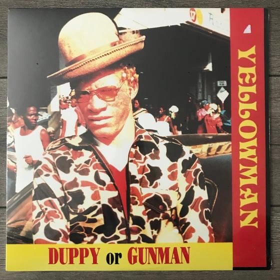 Image of Yellowman - Duppy Or Gunman Vinyl LP