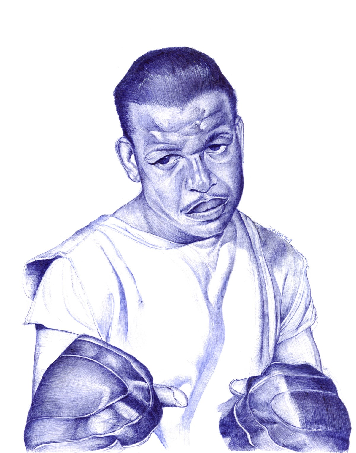 Image of SUGAR RAY ROBINSON
