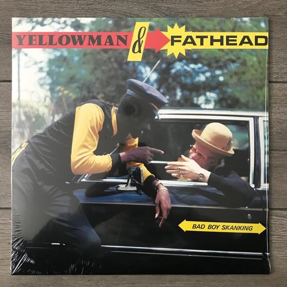 Image of Yellowman & Fathead - Bad Boy Skanking Vinyl LP