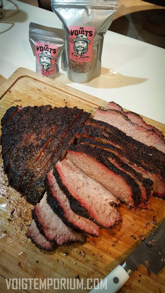 Image of Mr.Voigt's Cow Tipper BBQ Rub for Brisket