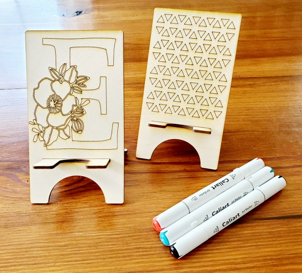 Image of Craft at Home Kit - Add Your Own Color - Smart Phone Stand