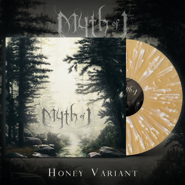 "Image of MYTH OF I - Myth of I | 12"" Honey Variant"