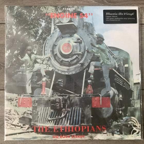 Image of The Ethiopians - Engine 54 Vinyl LP USED