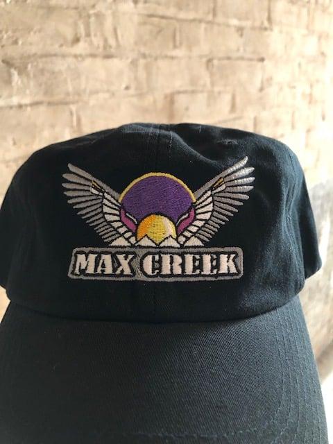 NEW 2020 Max Creek Winged Hat- Black