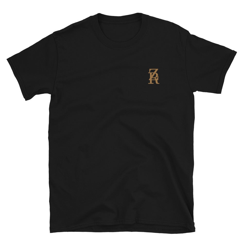 ZR Logo Tee (Black)