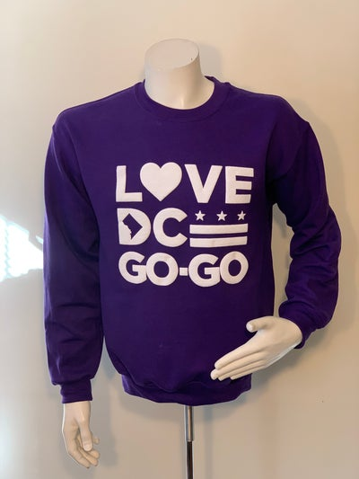 """Image of Love DC Go-Go - """"Winery"""""""