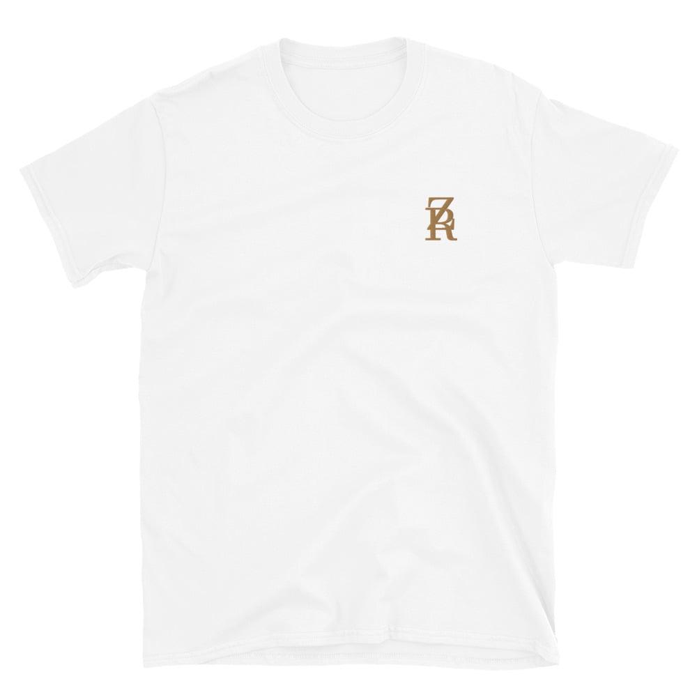 ZR Logo Tee (White)