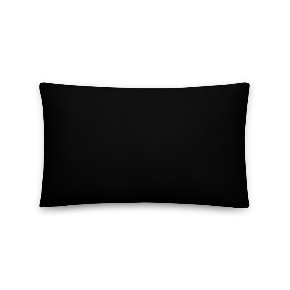 Heritage Pillow Black