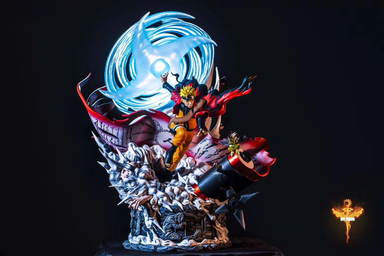 Image of DT Studio Naruto Sage Mode 1/7