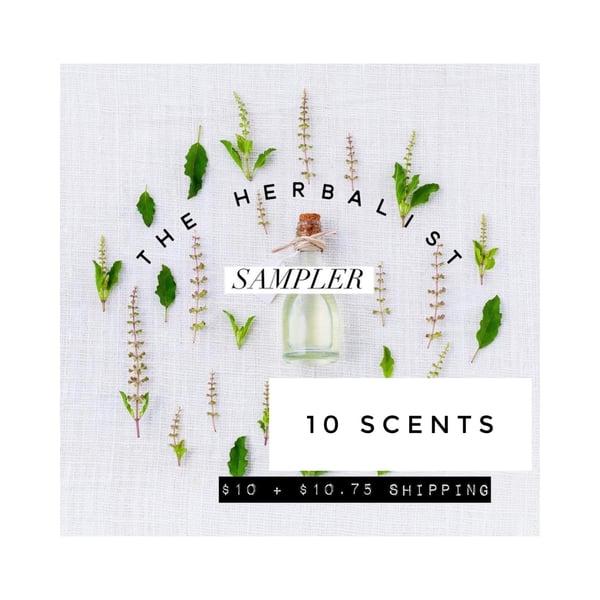 Image of Herbalist Sampler - PREORDER