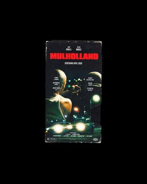 Image of MULHOLLAND VCR VIDEO TAPE