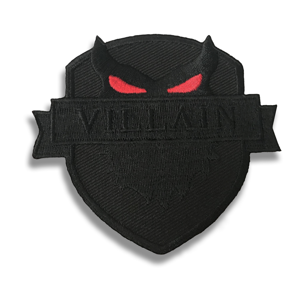 """Image of """" NOIR """"  Ranked Patches ( sold separately )"""
