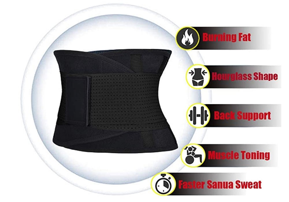 Image of Fitness Latex Belt