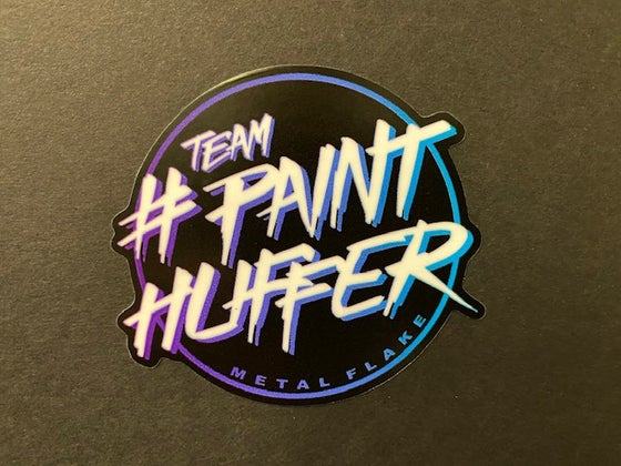 Image of TEAM PAINTHUFFER - DECAL