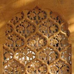 Image of Carved jali screen. Prices from...