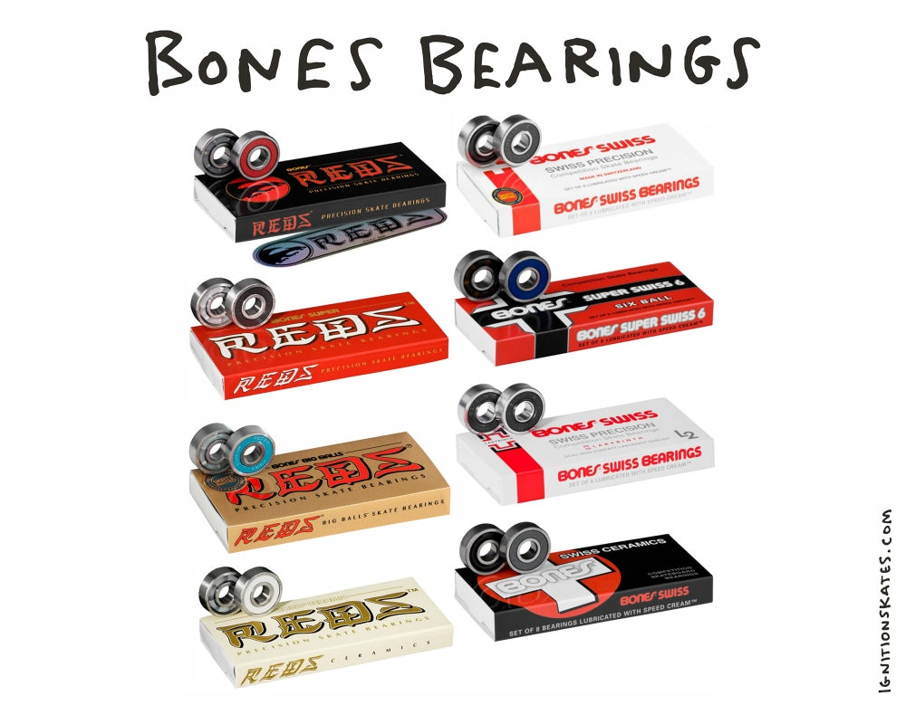 Image of BONES BEARINGS