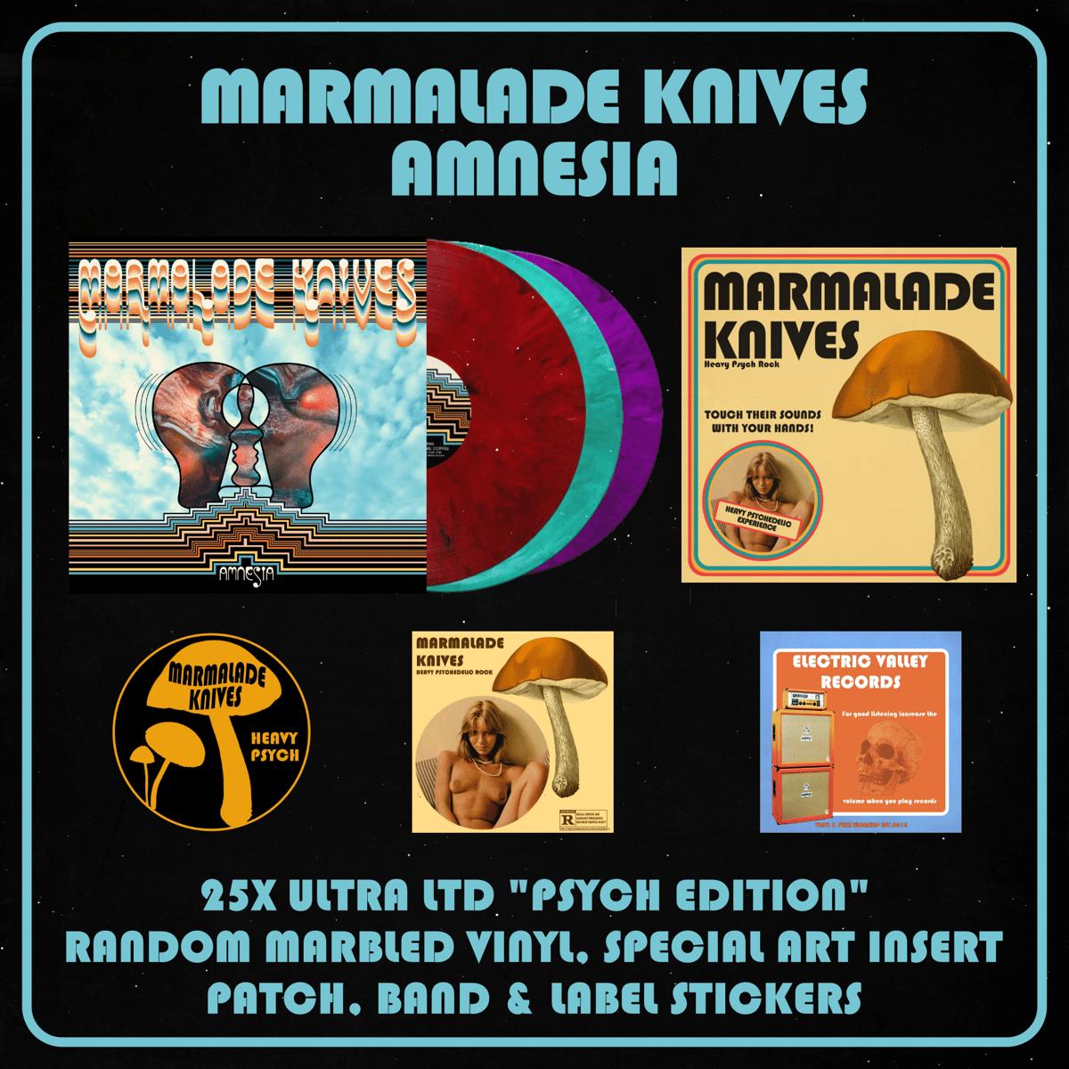 "Image of Marmalade Knives - Amnesia Ultra LTD ""Psych Edition"""