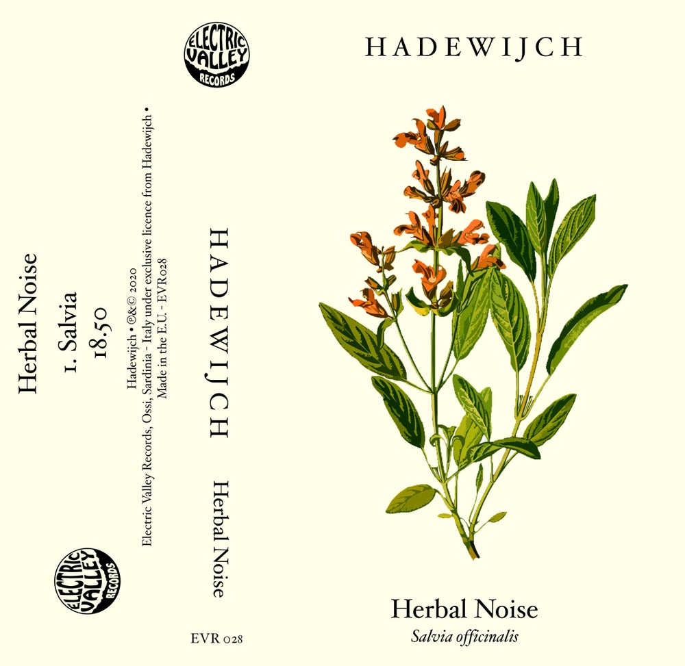 "Image of Hadewijch - Herbal noise Ultra LTD ""Herbal Doom Edition"""