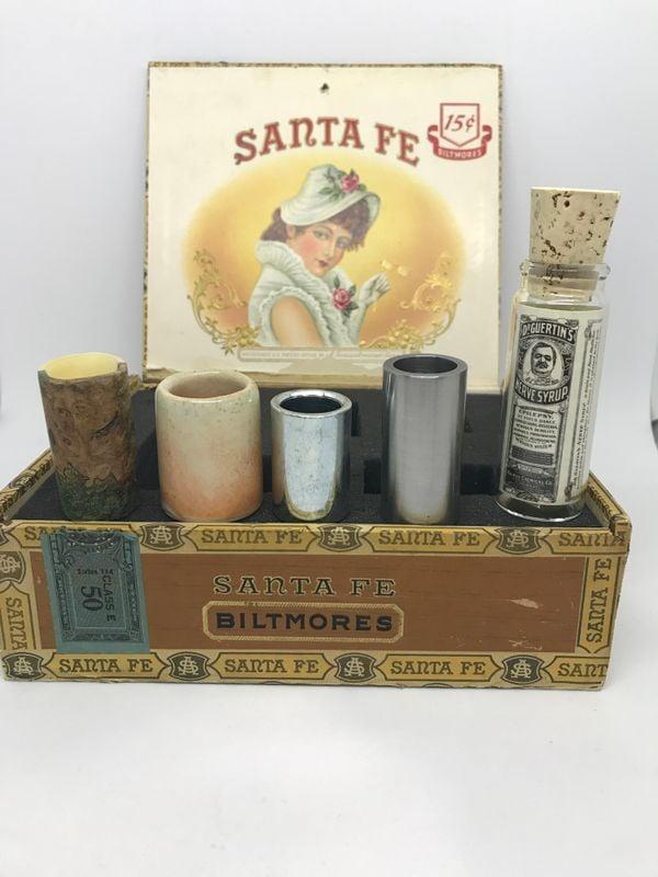 Image of Santa Fe Deluxe Slide Box Set - Five Distinctive Slides + Poor Man's Guide