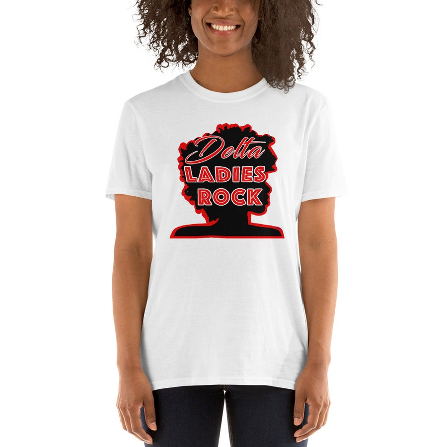 Image of Delta Ladies Rock T-Shirt