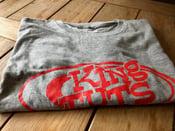 Image of King Tut's Logo shirt (melange grey)