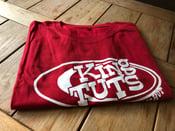 Image of King Tut's Logo shirt (stereo red)