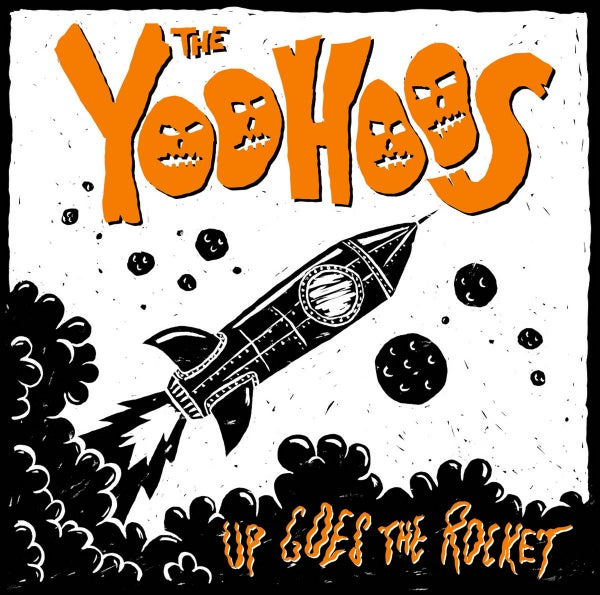 "Image of  The Yoohoos - Up Goes The Rocket (12"")"