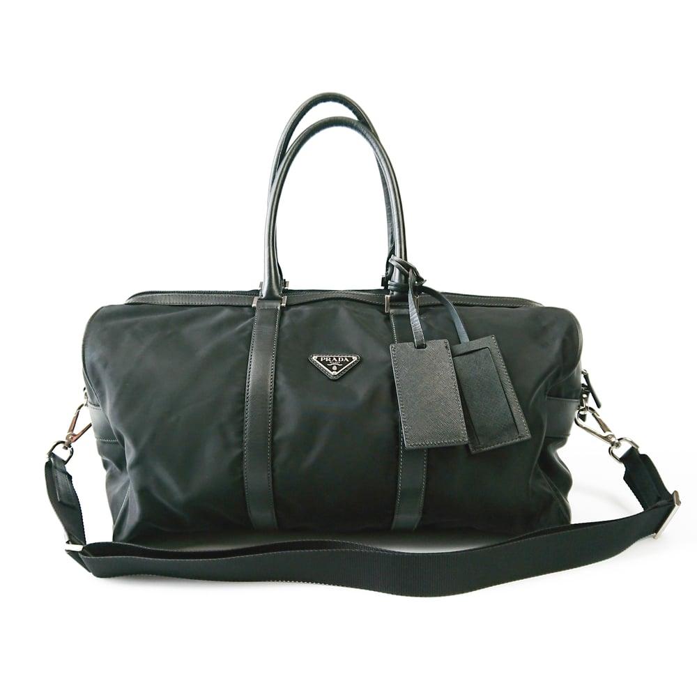Image of  Prada Nylon Travel Bag