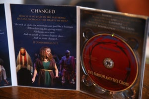 Image of The Passion and the Cross DVD and HD DOWNLOAD