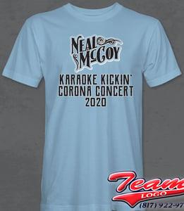 Image of Neal McCoy Karaoke Kicki' Corona Concert 2020