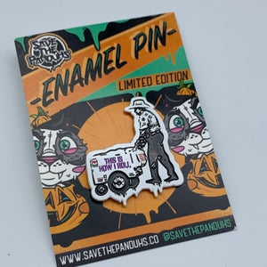 Image of This is How I Roll Enamel Pin SALE!