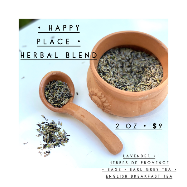 Image of Happy Place Herbal Blend (2oz) - PREORDER