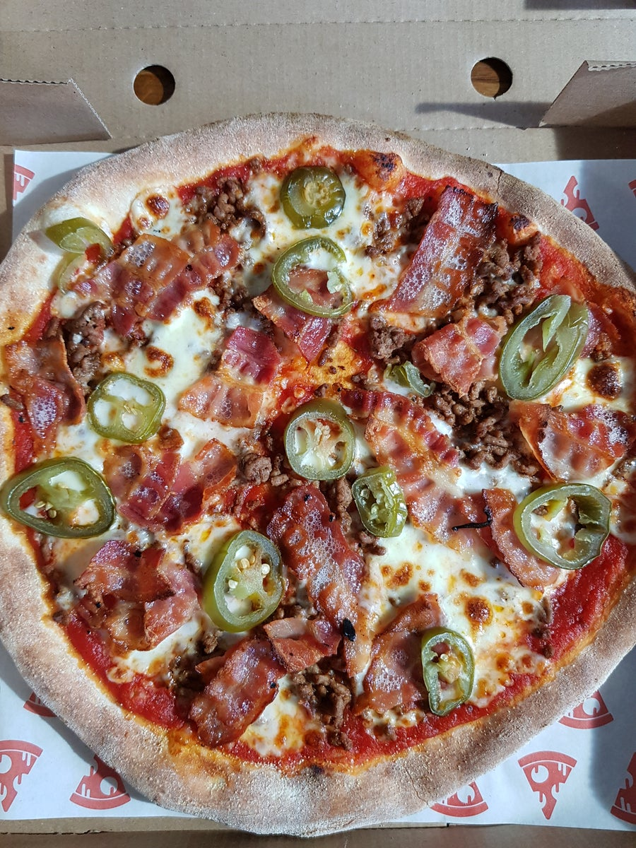 Image of PREMIUM MEAT PIZZA - Click for more