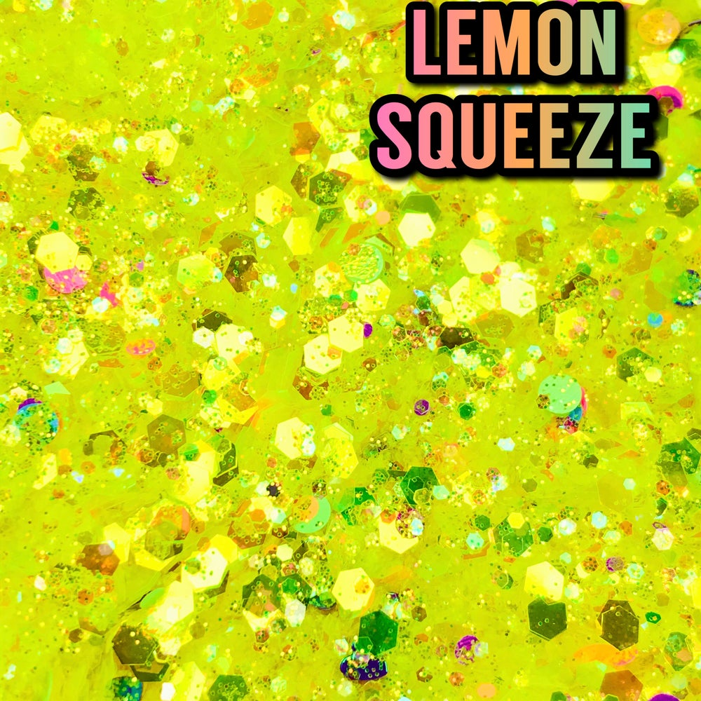 Image of LOOSE GLITTER ✨ LEMON SQUEEZE✨