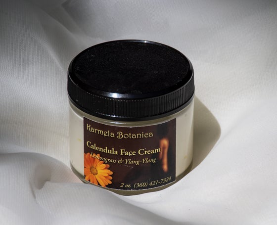 Image of Calendula Face Cream - Lemongrass & Ylang-Ylang