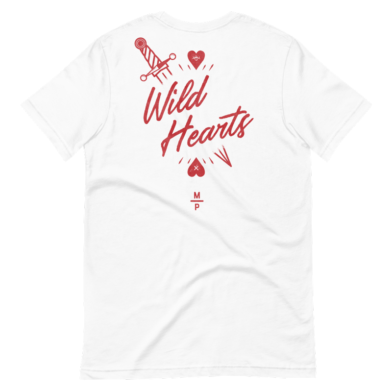 Image of Wild Hearts T-Shirt