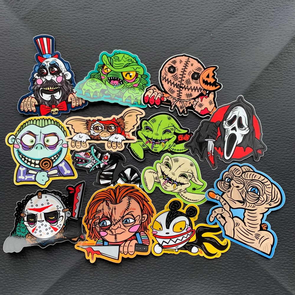 Image of PeekaBOO Sticker Set SALE!