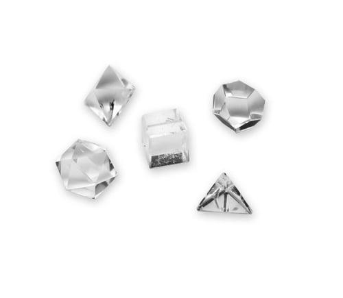 Image of Sacred Geometry Set 5 Platonic Solids