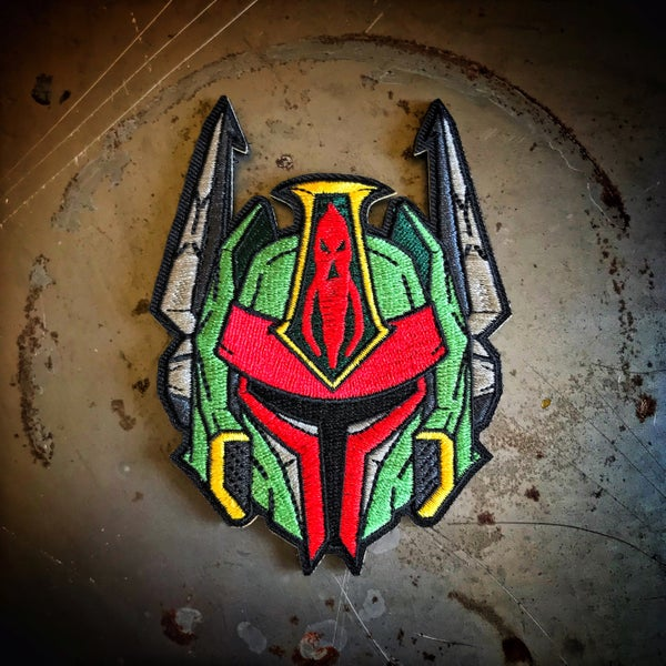 Image of Boba Prime patch (DROP 2 of 2!)