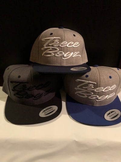 Image of TRECE BOYZ SNAPBACKS (LIL D'S GEAR)