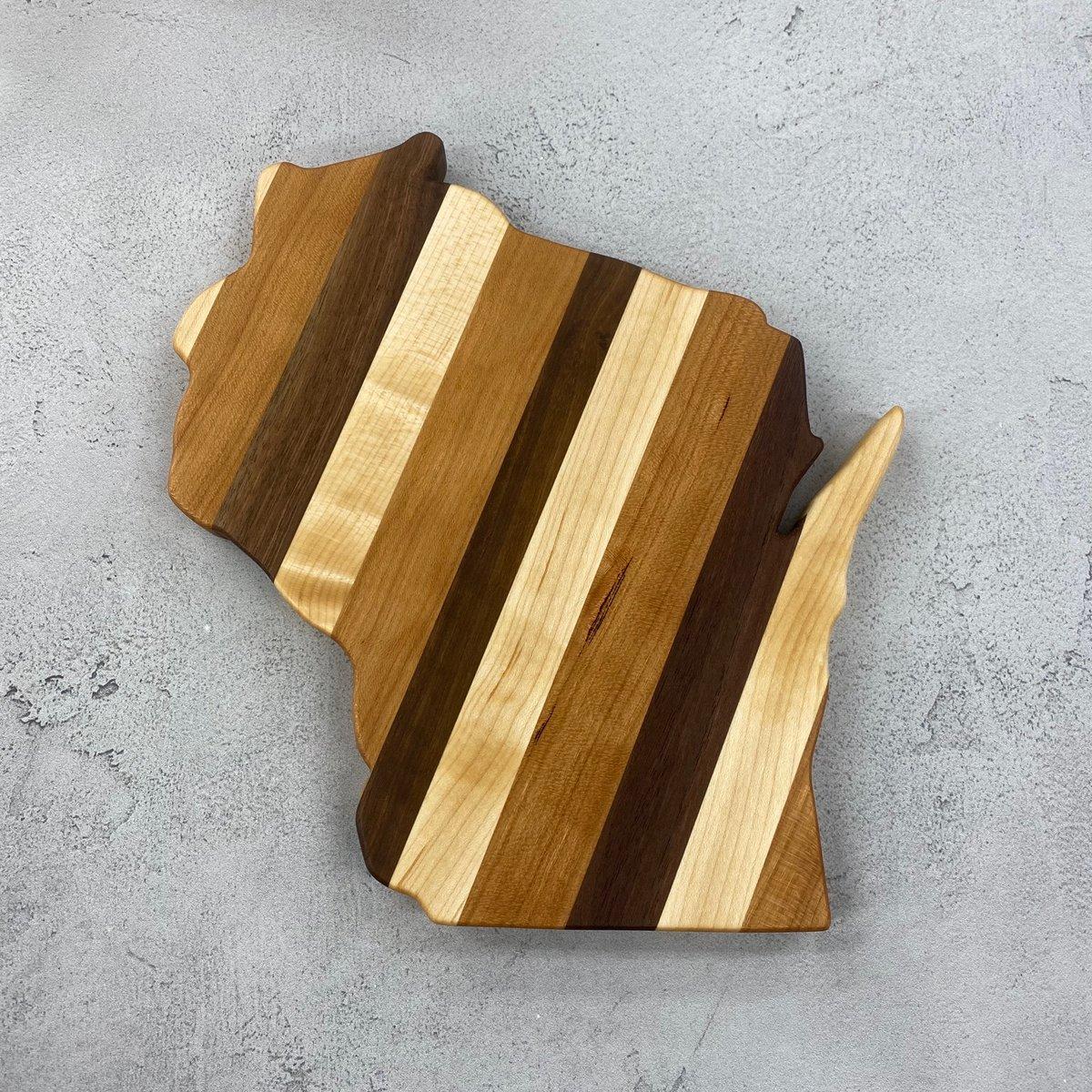 Wisconsin cutting board 005