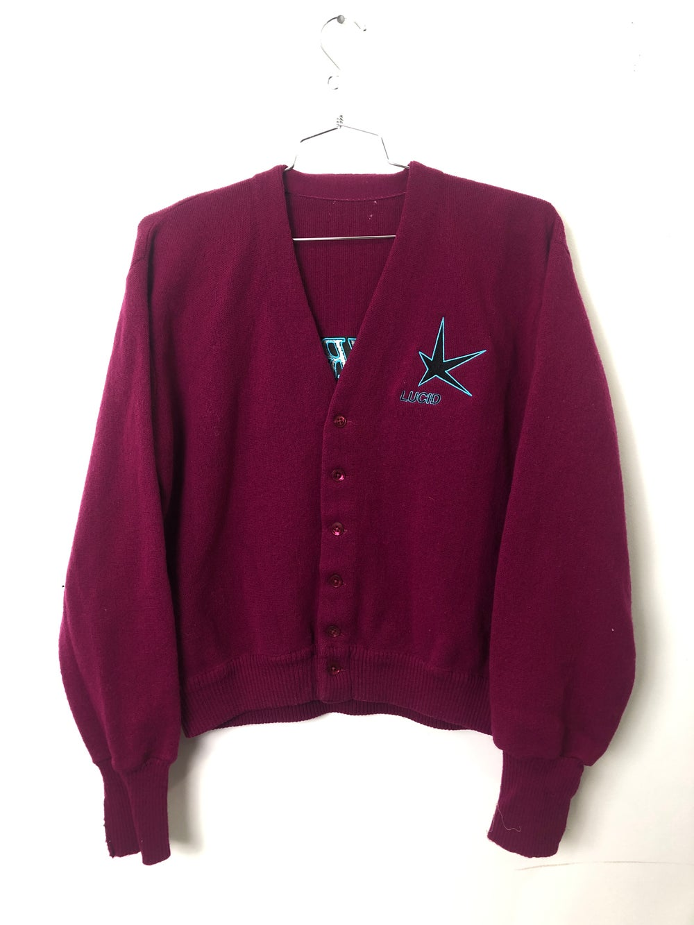 Image of ENERGY CARDIGAN-002