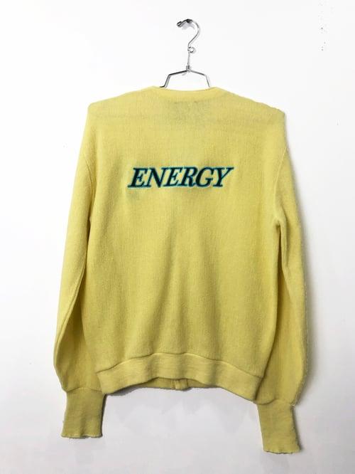 Image of ENERGY CARDIGAN-003