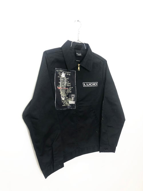 Image of CLUB JACKET (BLACK)