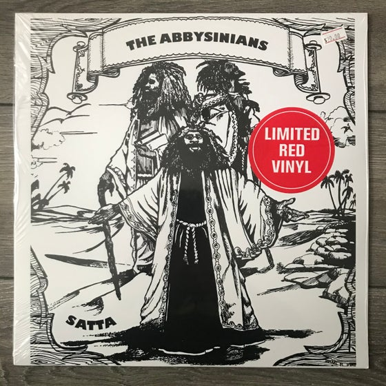 Image of The Abyssinians - Satta Vinyl LP