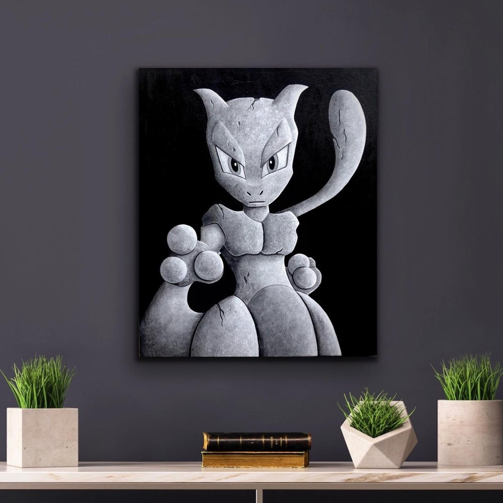Image of Mewtwo