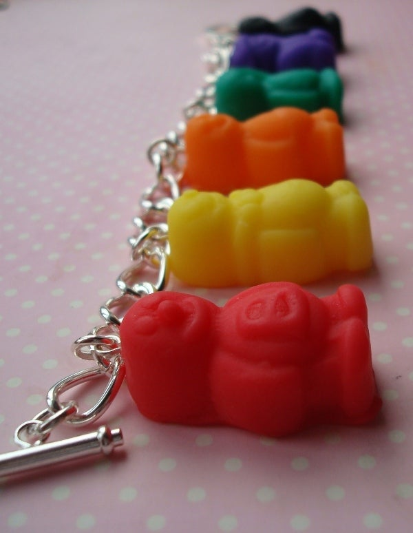 Image of Jelly Baby Bracelet