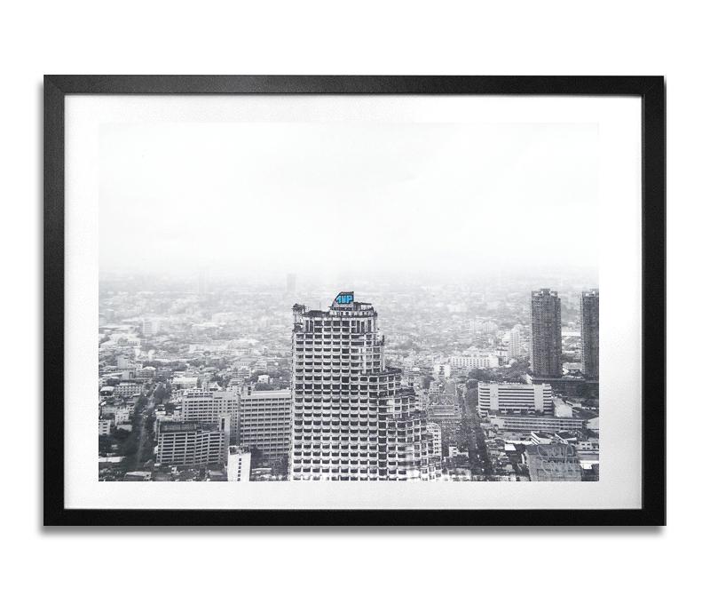 Image of 1UP 'Bangkok Ghost Tower'