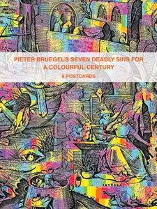 Image of Pieter Bruegel's Seven Deadly Sins for a Colourful Century